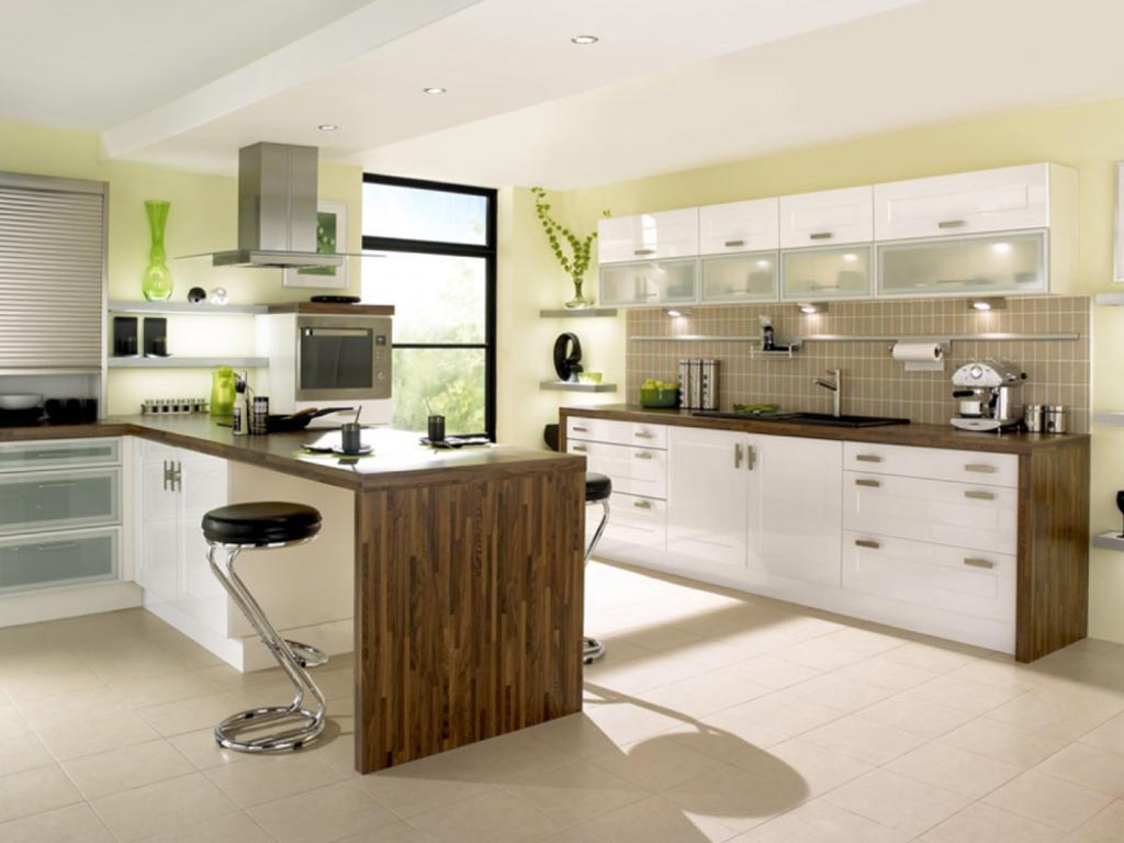 Interior designers in kerala for Modern kitchen designs in kerala