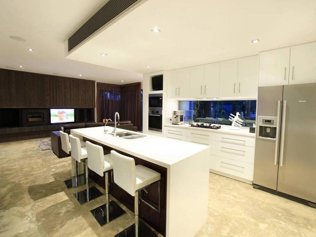 Interior designers in kerala for Island interior design
